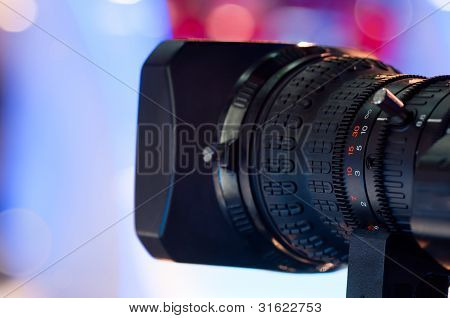Digital Video Camera Lens