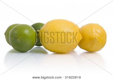Ingredients: Lemons And Limes