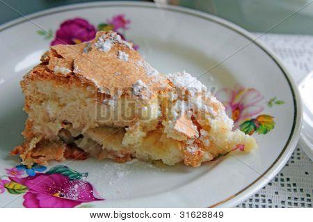 Apple Pie For Breakfast
