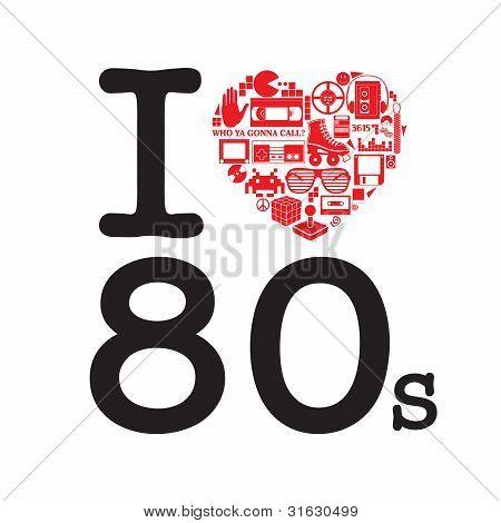 Me encanta de 80