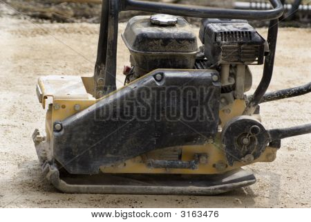 Sand Compactor A