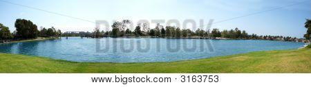 Woodbridge Lake_Panorama