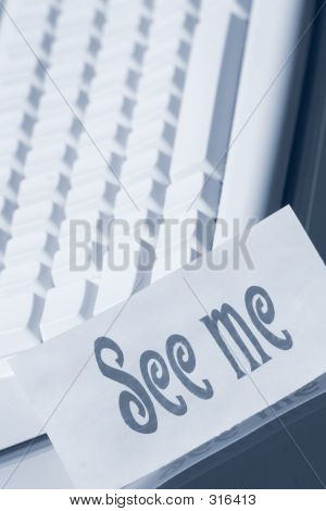 See Me Message