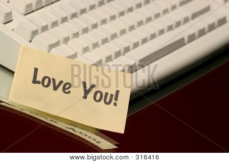 Love You Message