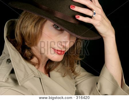 Beautiful Secret Agent
