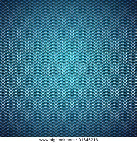 Metal Grid Background-vector