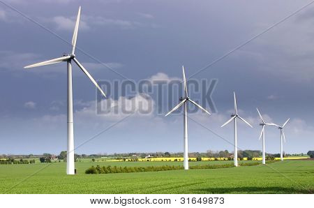 Wind Turbine Renewable Energy Electricity