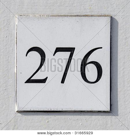 Nr. 276