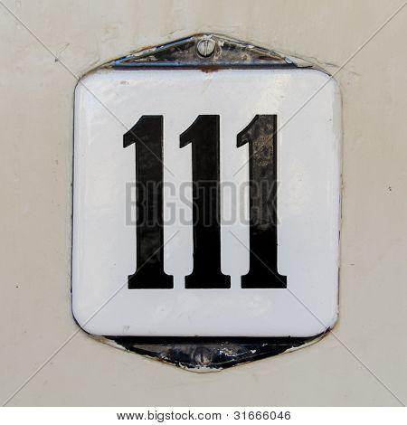 Nr. 111