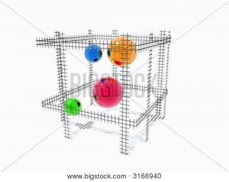 Colorfull Spheres