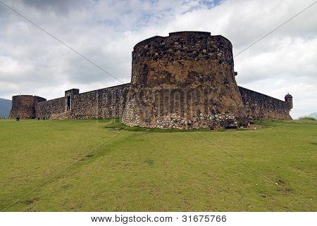 San Felipe Fortress, Dominican Rep.