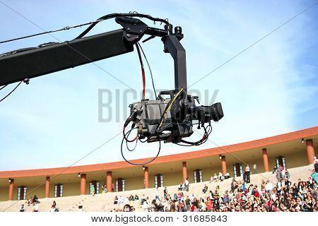 JIB camera
