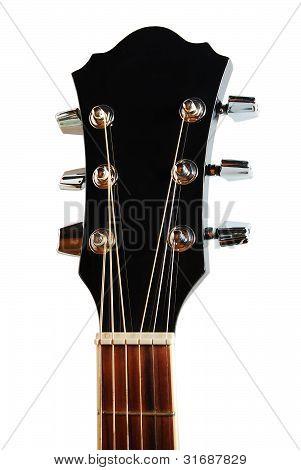 Guitar Peghead