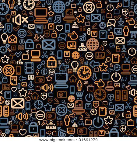 Conceptual Seamless Web Technology Pattern