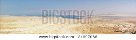 Dead sea desert