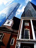 foto of nyse  - Historic church at the foot of Manhattan - JPG