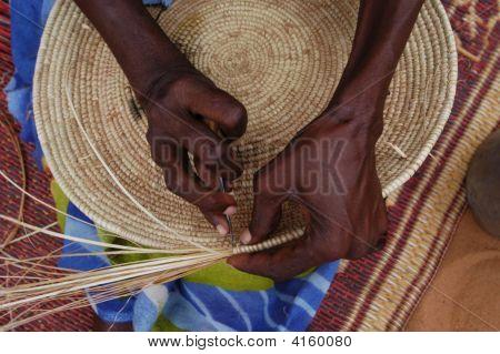 Weaving Baskets For Money