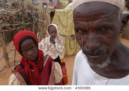 Grandfather In Darfur
