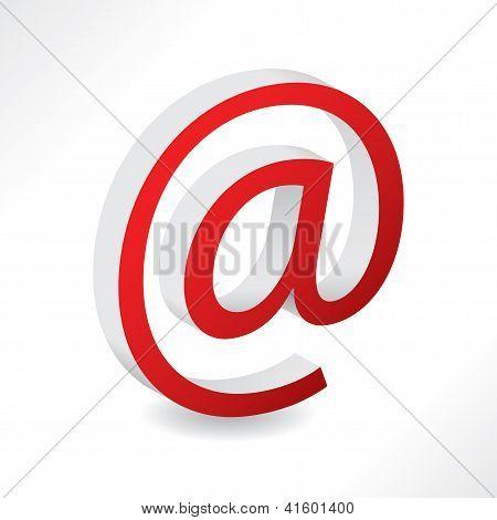 3D Email Alias