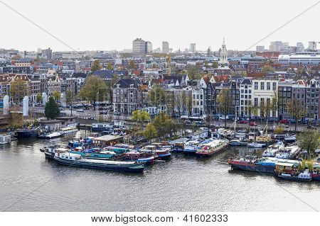 View On Amsterdam