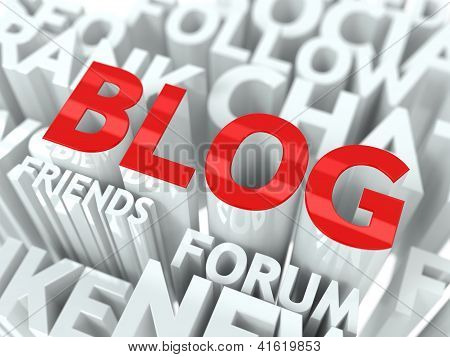 Blog Concept.