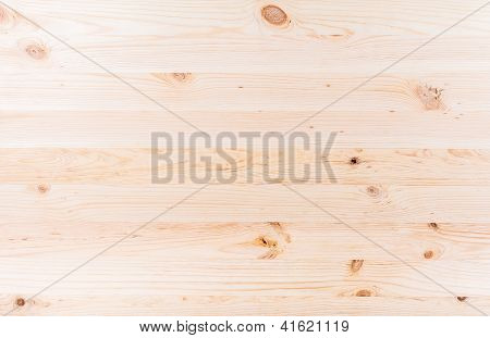 Texture unpainted pine boards
