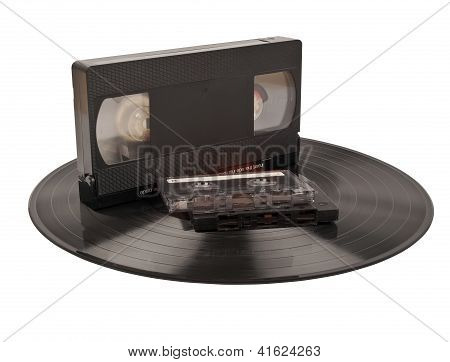 Record And Tapes