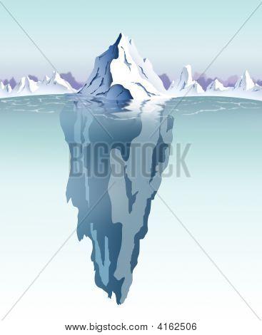 Iceberg Daytime