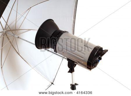 Photographic Monolight For Portraits