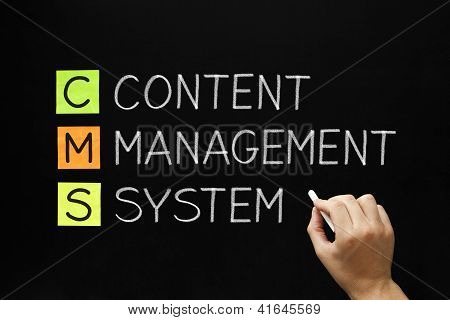Content-Management-System-Akronym