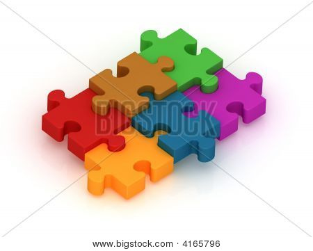 Colored Puzzle