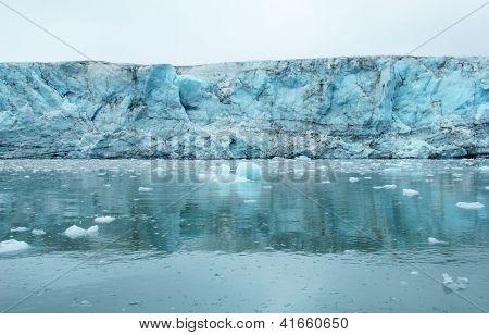 Geleira Esmark, Spitsbergen (Svalbard)