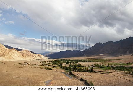 Stagna valley, Ladakh range, Northern India