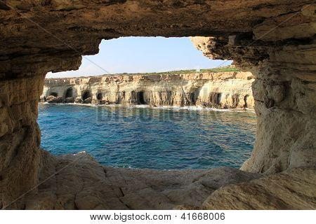 Sea Cliffs and Caves