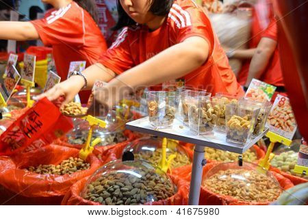 Typical Chinese New Year Goodies
