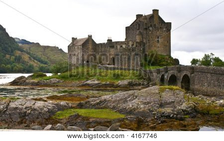 Ancient Scottish Castle