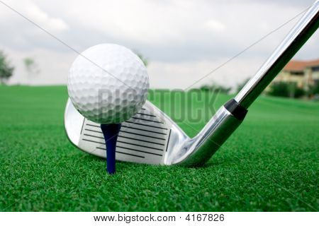 Golf Ball Club
