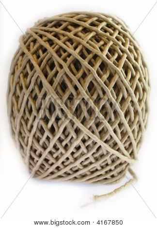 Coiled Up Rope