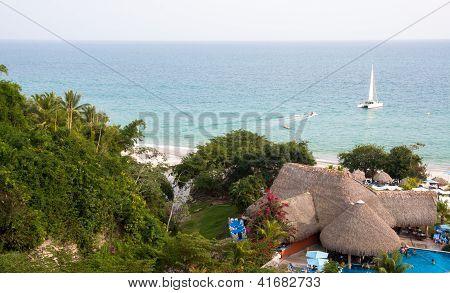 Beach Resort.