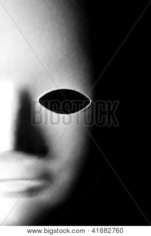Mask Close-up