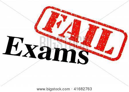Failed Exams