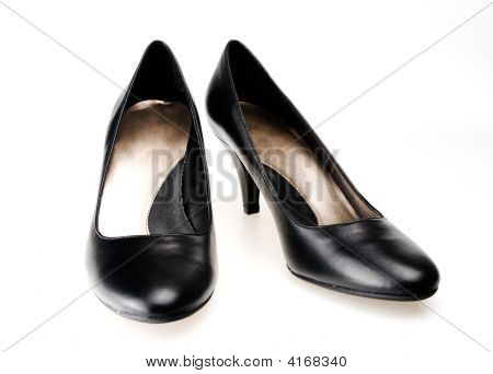 Blcak Dress Shoes