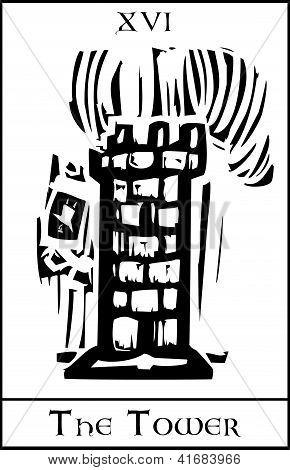 Tower Tarot Card