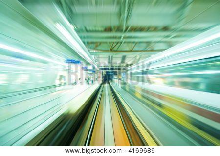 Speedy Trains