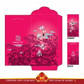 picture of chinese new year 2013  - Chinese New Year Red Packet  - JPG