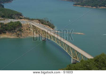 Lake Sonoma Bridge