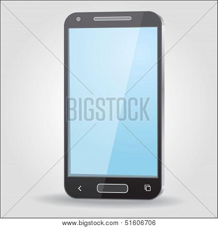 Vector Cell Mobile Illsutration