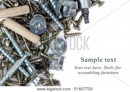Tools For Assembling Furniture