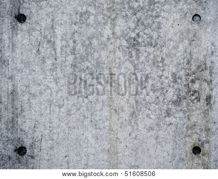 Grungy concrete panel texture. Sharp to the corners
