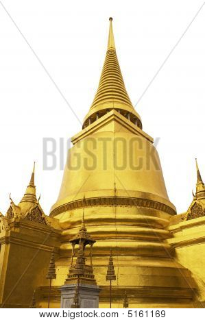 Thai Grand Palace Architecture